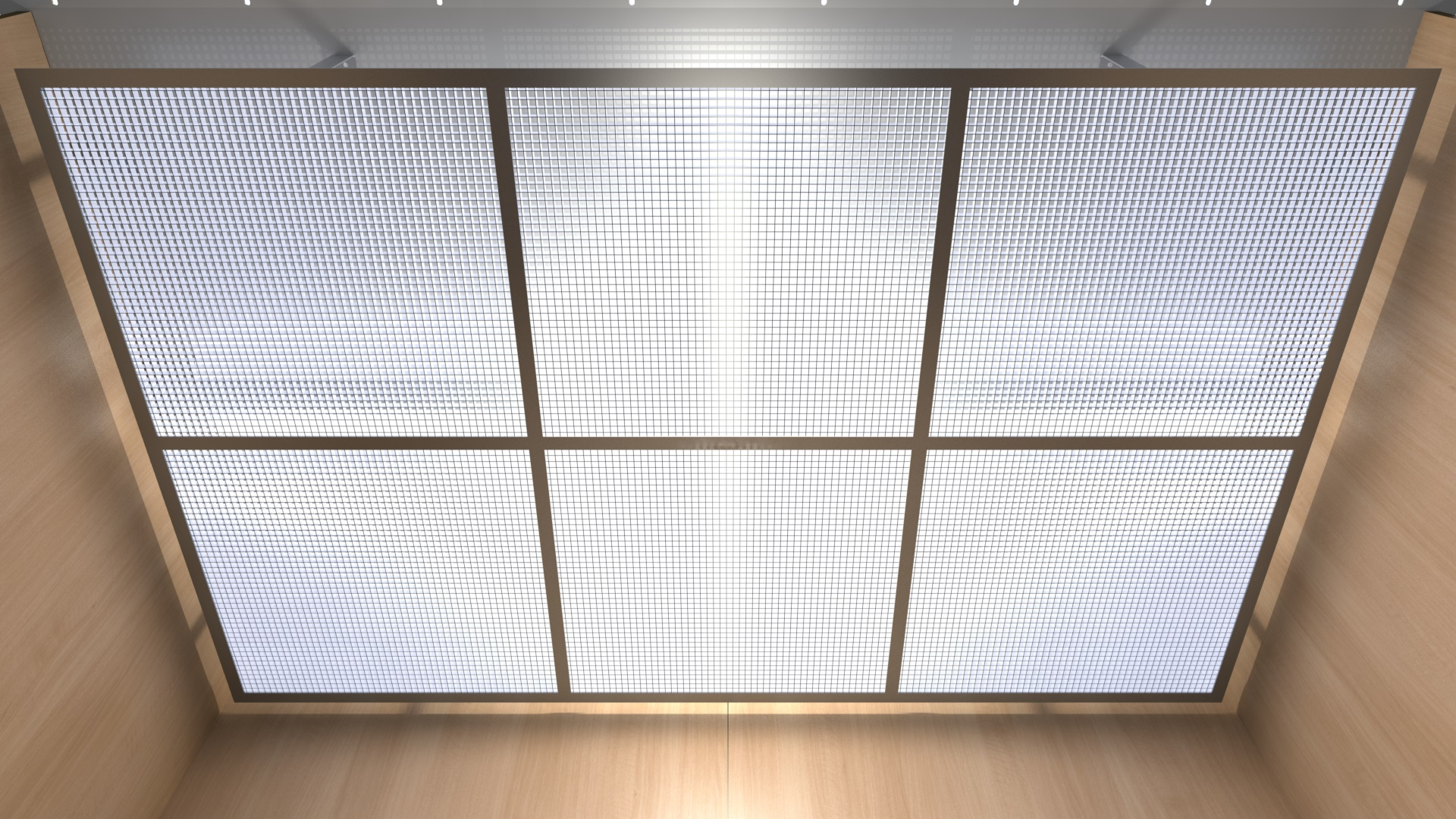 Ceilings And Lighting Canton Architectural Products & Egg Crate Lighting Panel - Democraciaejustica